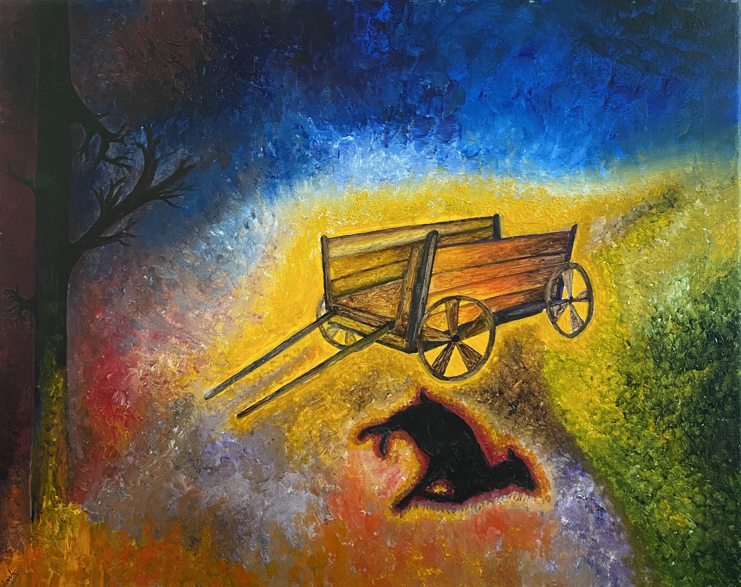 The Burial Cart